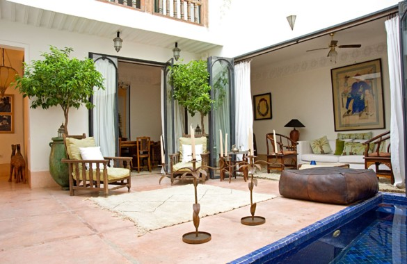 Exquisite 4 bedroom Riad with prime location