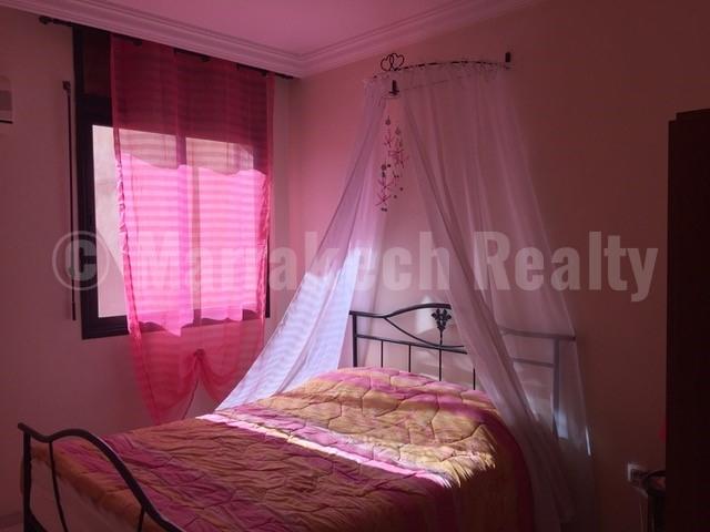 A vendre, appartement en très bon état à l'Hivernage dans Marrakech