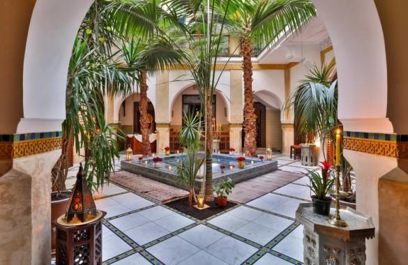 Riad de 9 chambres et suites à vendre en Medina de Marrakech
