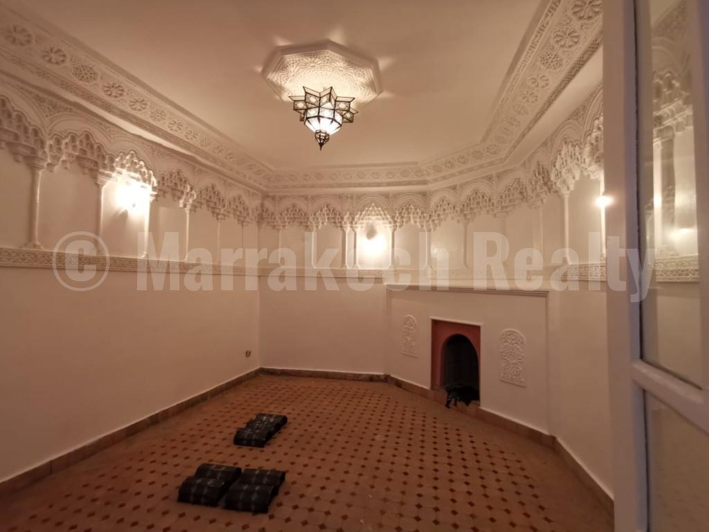 Riad de 5 chambres avec emplacement de premier ordre