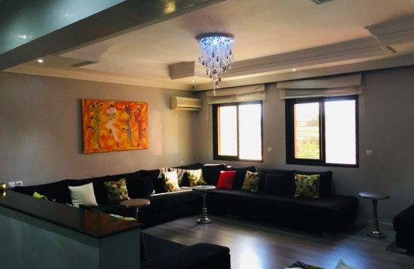 Beautiful modern apartment for sale in the Hivernage district
