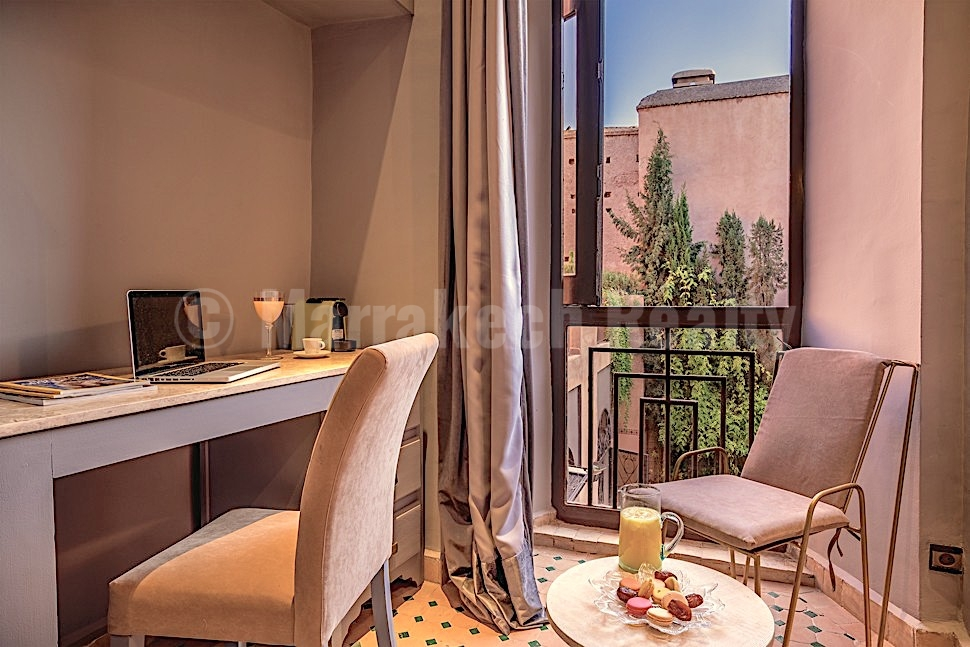 Luxury 6 bedroom Riad for sale in the Medina of Marrakech