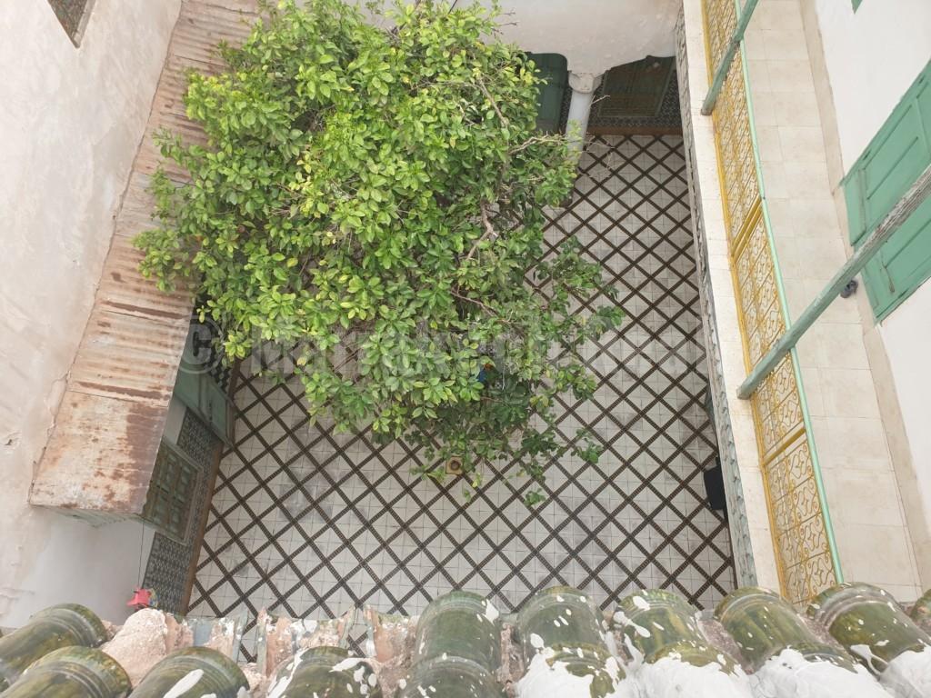 Charmant Riad à rénover avec emplacement de premier ordre