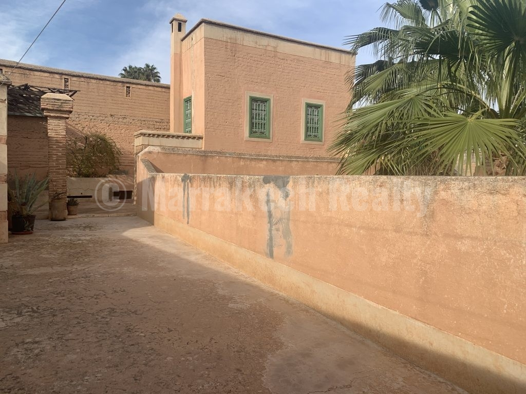 Charmant Riad de 3 chambres avec superbe emplacement