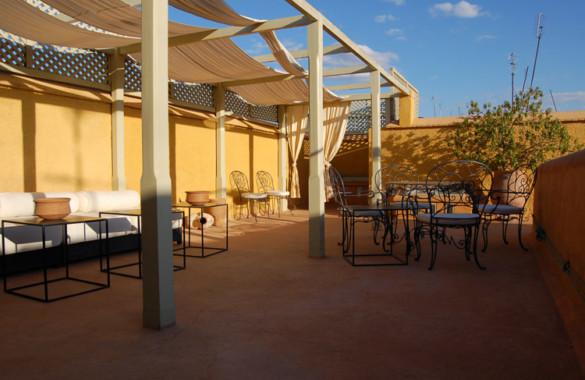 Charmant Riad de 3 chambres avec maison adjacente de 2 chambres