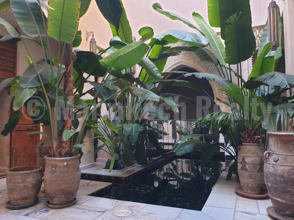 Superbe Riad rénové de 5 chambres avec accès facile