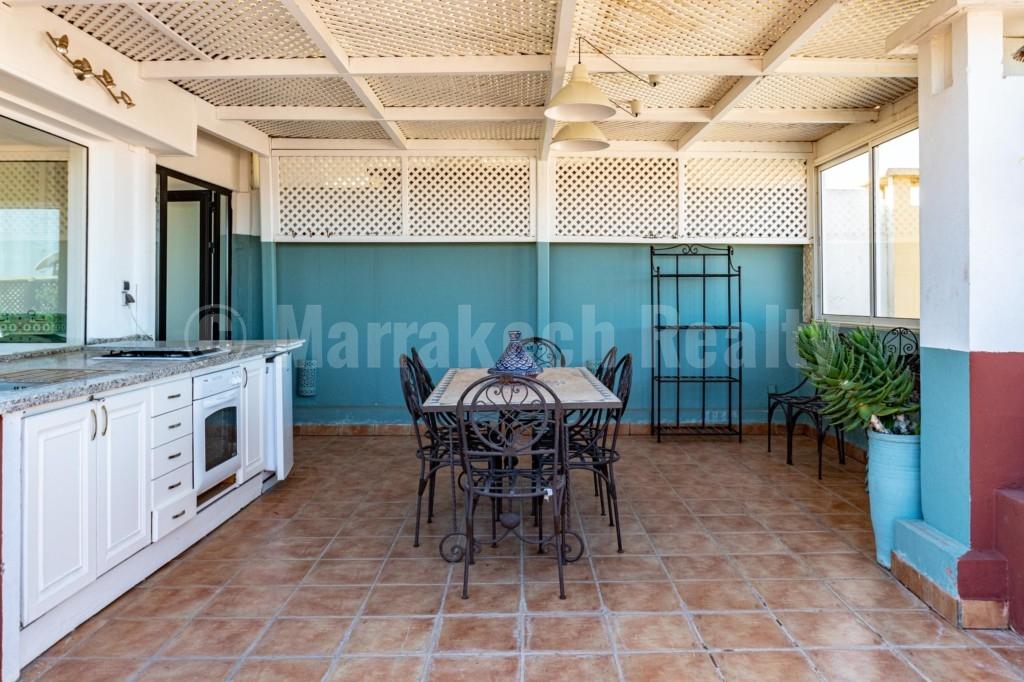 Beautiful duplex for sale in Marrakesh Guéliz