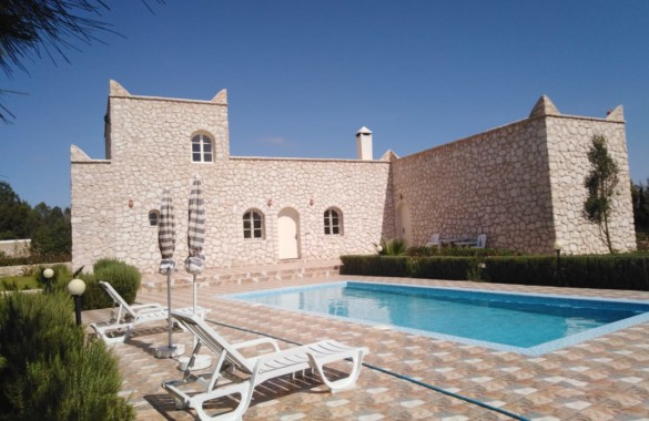 Lovely stone house for sale 12km from Essaouira