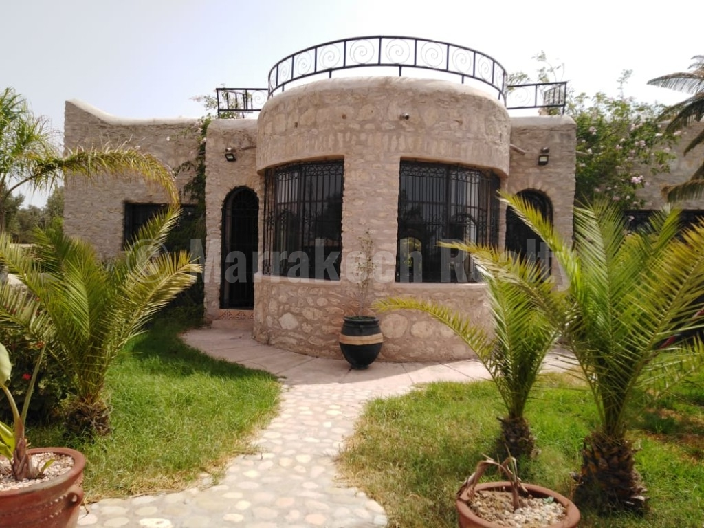 Charmante maison de campagne à vendre à 17 km d'Essaouira