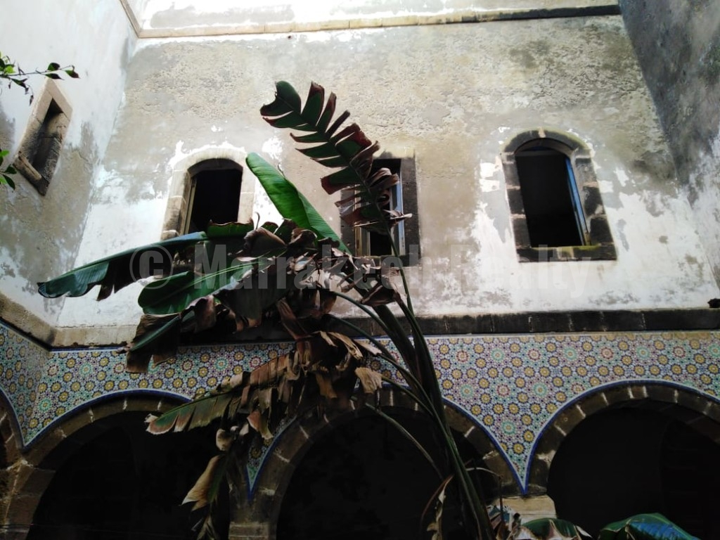 Anciennes écuries portugaises au cœur de la médina