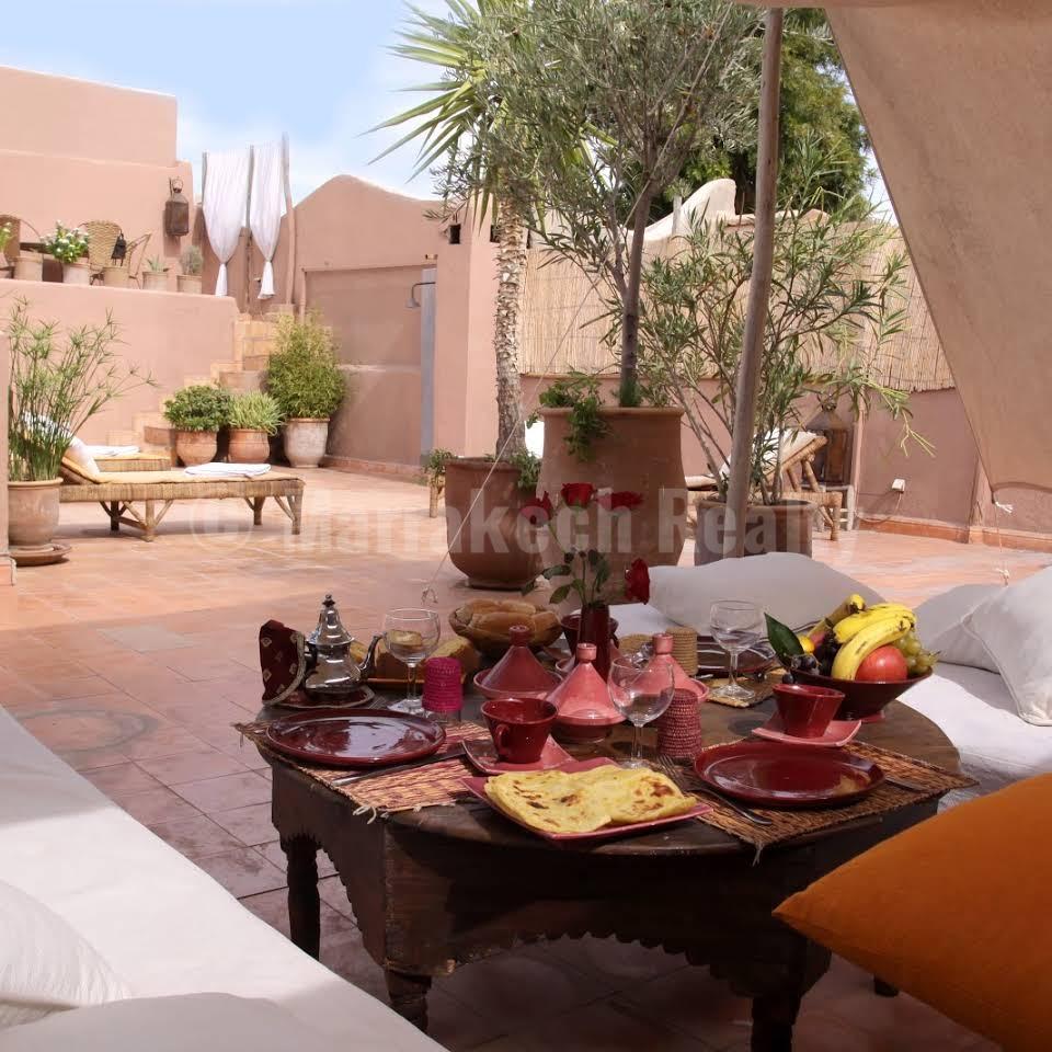Boutique-Riad de 6 chambres à vendre en Medina