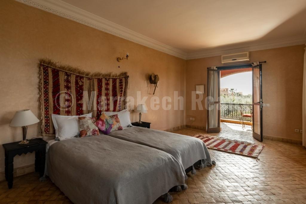 A louer, agréable villa privative de 4 chambres