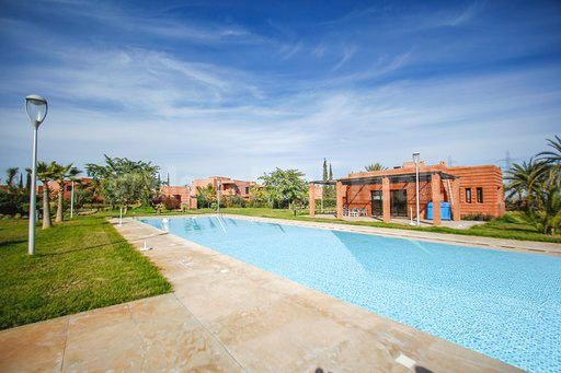 3 bedroom villa located in a secured domain 12 mn from Marrakech
