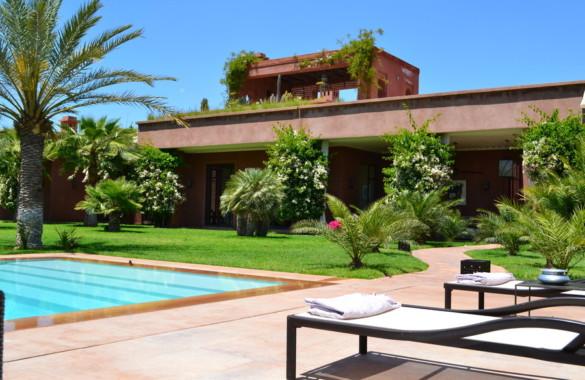 Villa contemporaine de prestige à vendre à proximité de Marrakech