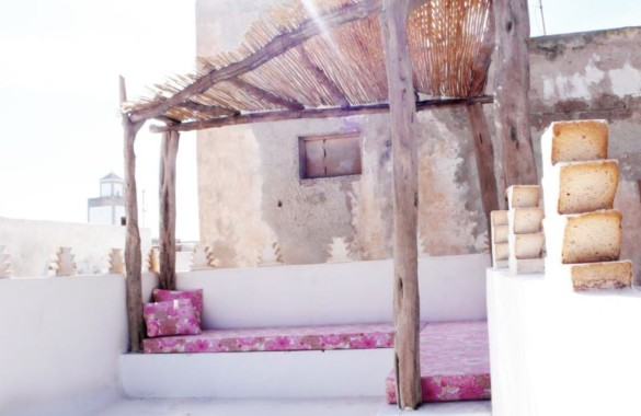 Funky 3 bedroom Medina house for sale in Essaouira