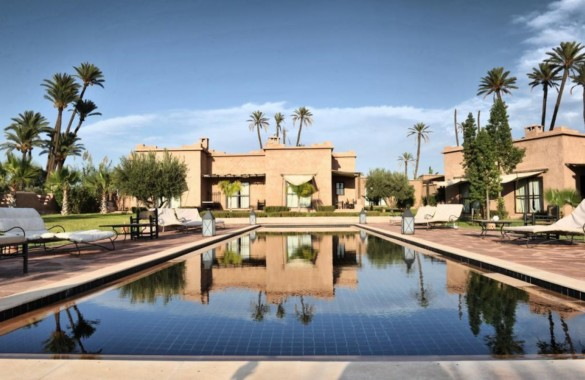 Exceptionnel Boutique-Hôtel bohémien-chic à vendre à proximité de Marrakech