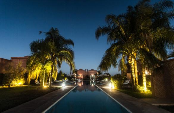 20 suites chic Boutique-Hotel for sale close to Marrakech
