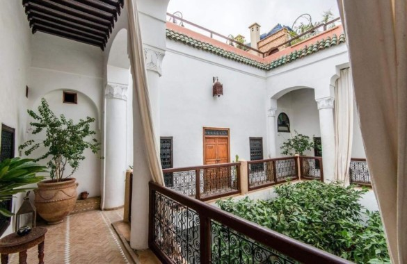12 Bedroom Boutique-Riad for sale in a prime location of Marrakesh