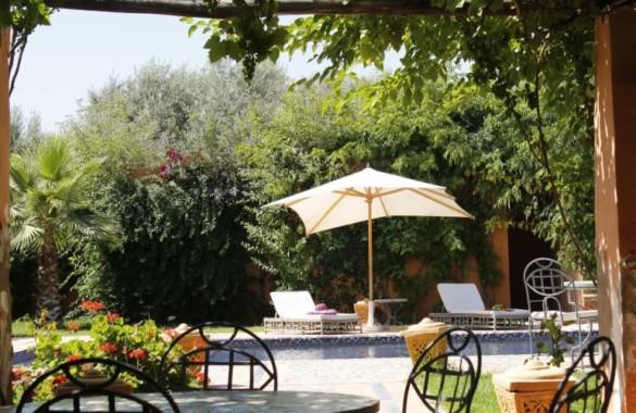Charmante propriété nichée dans une oliveraie à vendre à Marrakech
