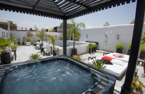 Stylish 7 bedroom Boutique-Riad for sale in the Medina of Marrakech