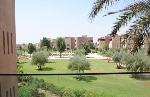 Brand new 2 bedroom apartment for sale close to Marrakesh