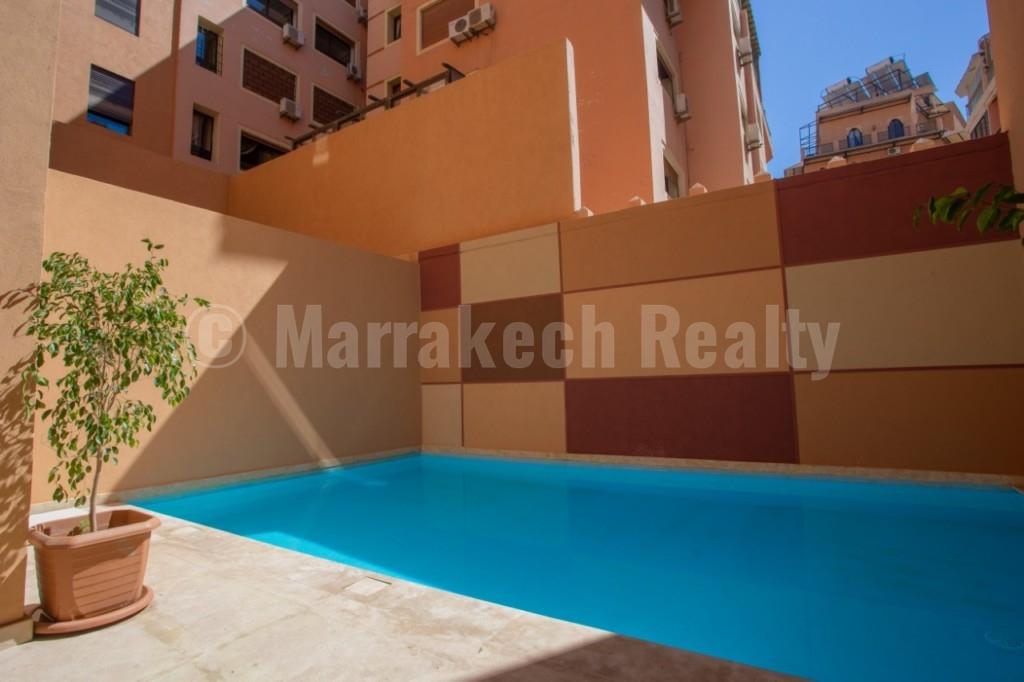 Programme neuf de duplex et appartements de standing à Marrakech
