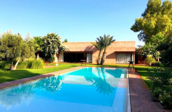 Belle villa de charme de 4 chambres à vendre à proximité de golfs prestigieux