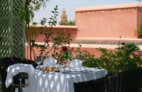 Luxueux Riad-Hôtel de 10 suites avec Restaurant et Spa en médina