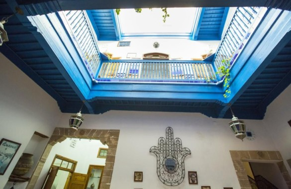 Large traditionnal Riad to refurbish in the Medina of Essaouira