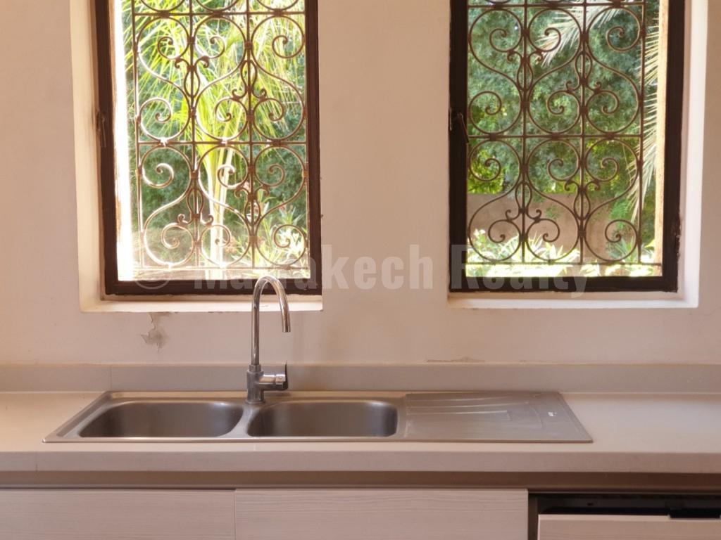 Superbe villa de 3 chambres de style Kasbah à louer à proximité de Marrakech
