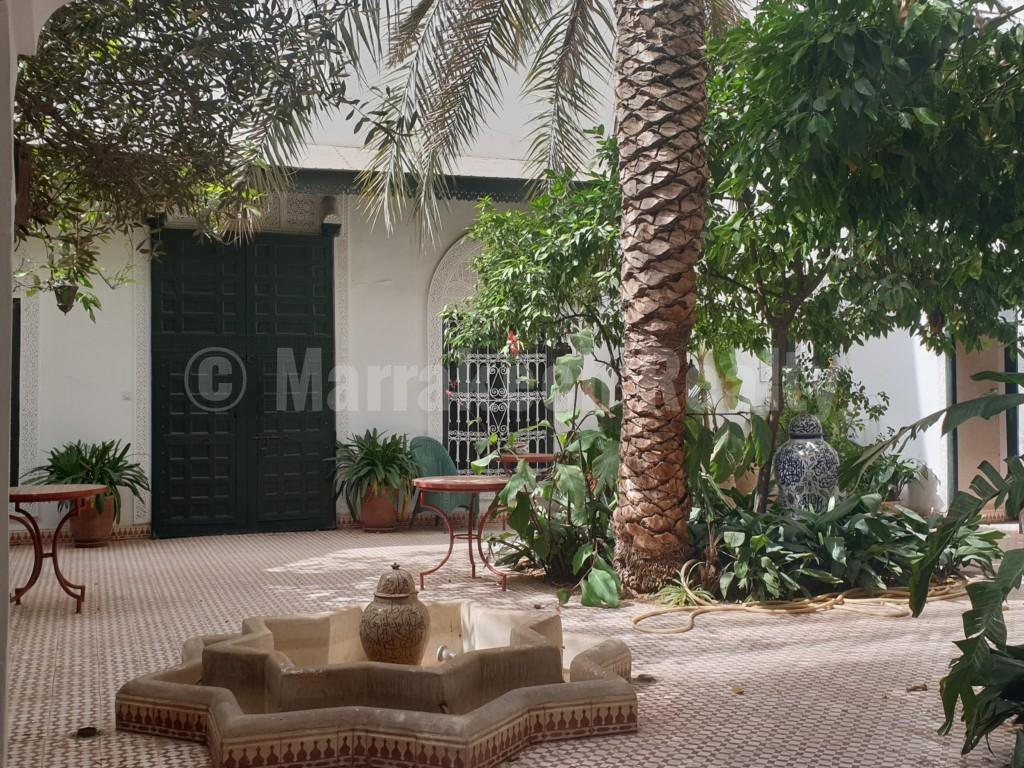 Confidential sale: exceptional 17 bedroom historic property close to Jemaa el Fna
