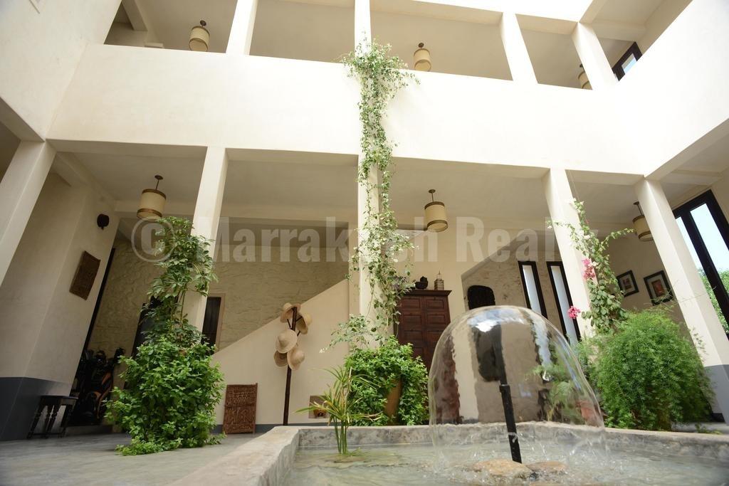 This standout 7 bedroom modern villa hits the Essaouira market