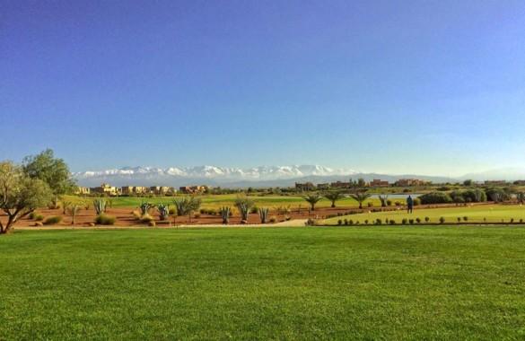 A saisir : belle villa de 3 chambres en première ligne sur golf