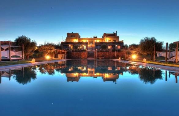 Superbe ecolodge de 14 chambres proche de Marrakech cherche acquéreur