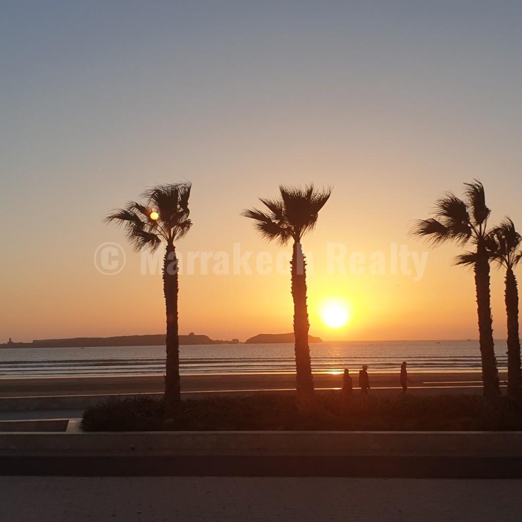 Exceptionnel hôtel de luxe de 12 suites en front de mer à vendre de façon confidentielle à Essaouira