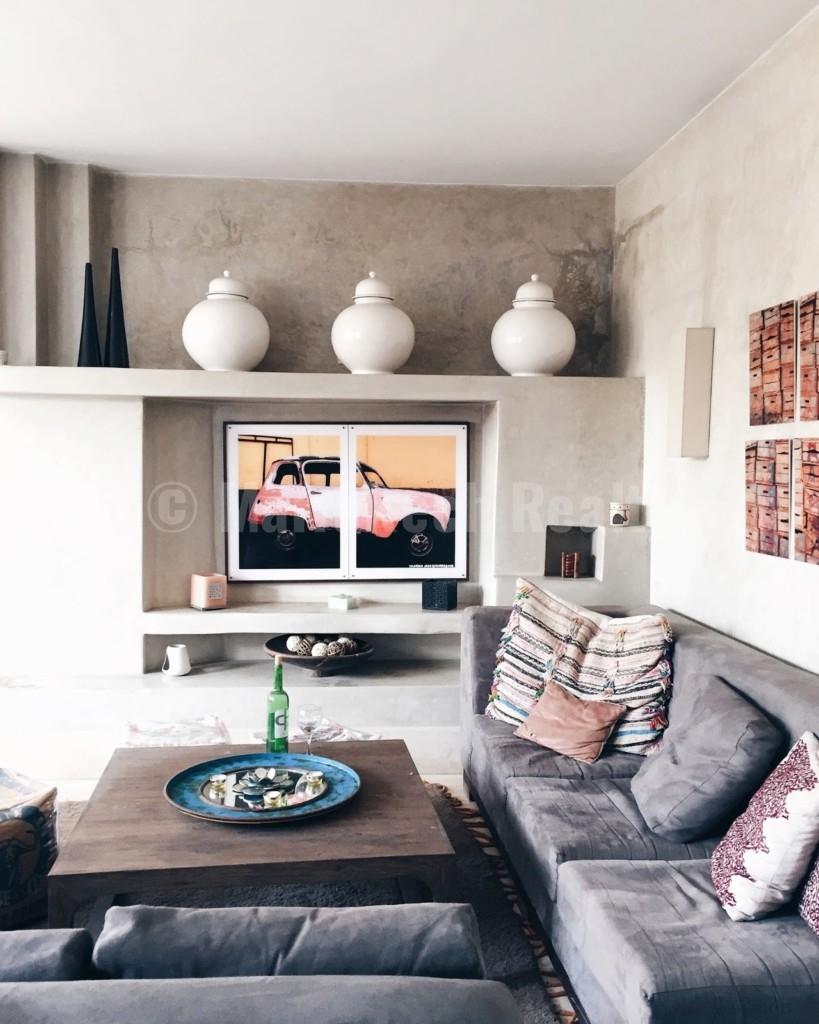 Elégant Riad-Hôtel de 5 suites à vendre au pied des remparts d'Essaouira