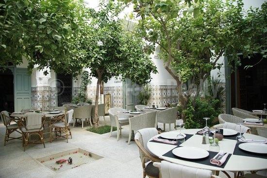 Riad rénové à vendre en Medina de Marrakech pour projet commercial