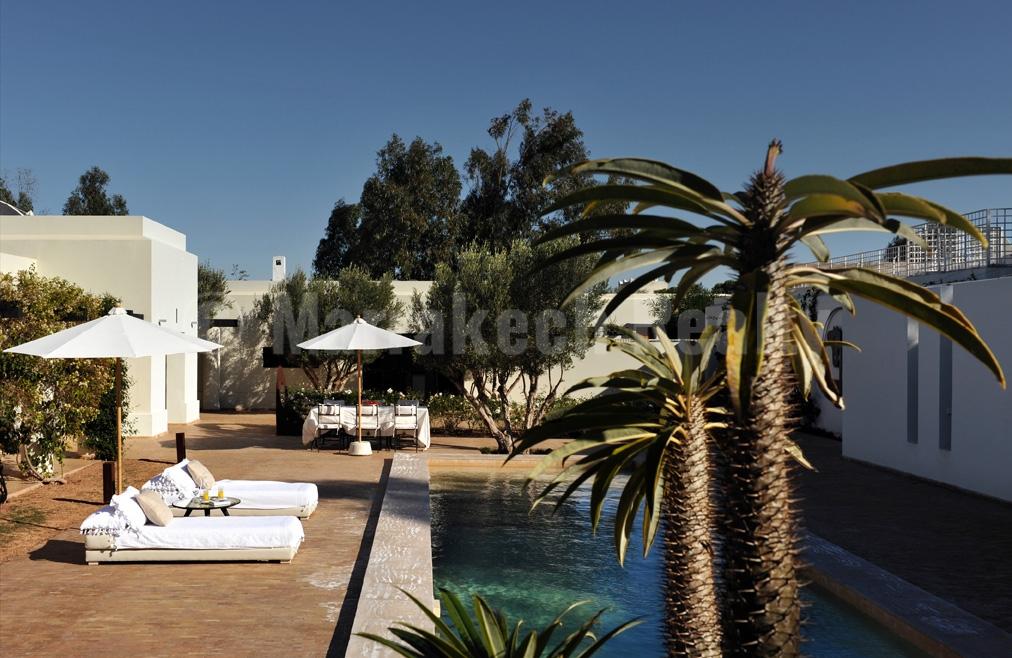 Exclusive 4 bedroom modern finca for sale close to Essaouira