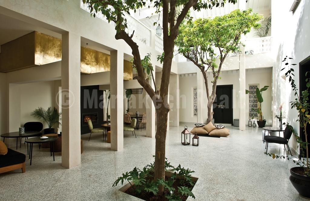 Riad ultra sophistiqué de 6 suites avec emplacement de premier ordre en Medina