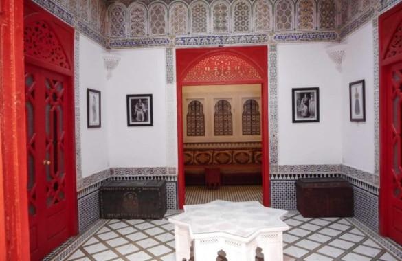 Riad historique avec superbe emplacement en Medina de Marrakech