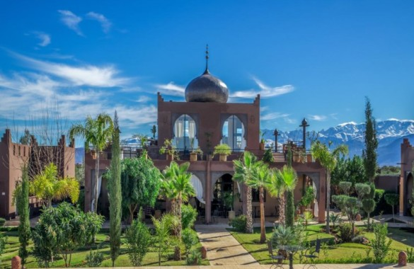 Stand out deal for this one of a kind 17 bedroom Hotel for sale in Marrakech