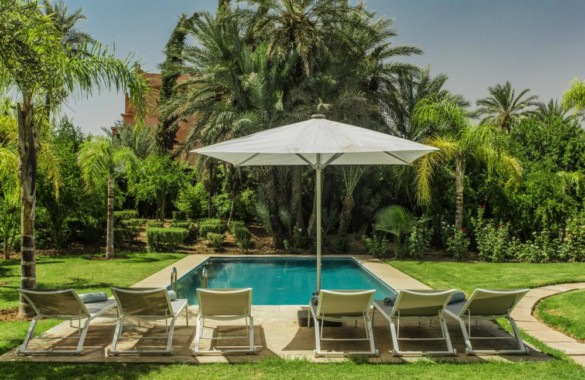 New program of  Kasbah-style villas for saleclose to Marrakech