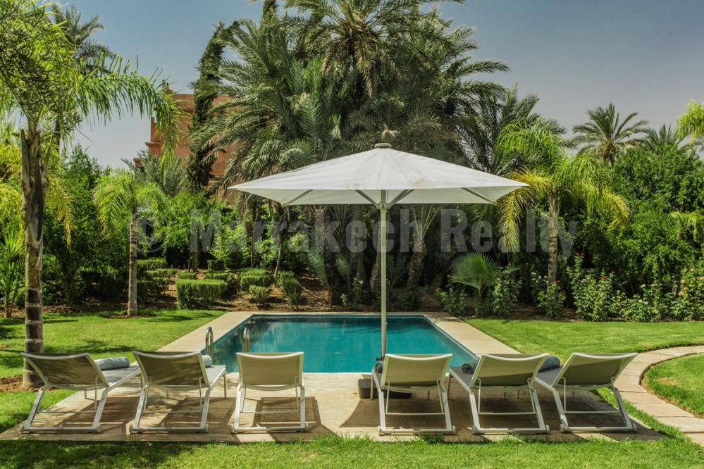 New program of  Kasbah-style villas for sale close to Marrakech
