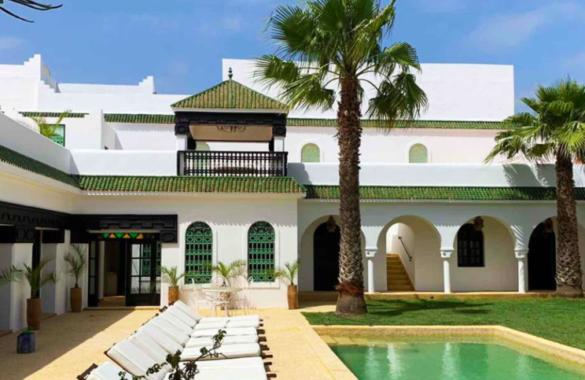 Villa de 5 chambres dans l'esprit d'un Riad à vendre à Oualidia