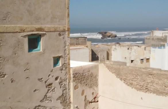 Petit Riad atypique avec vue mer à rénover
