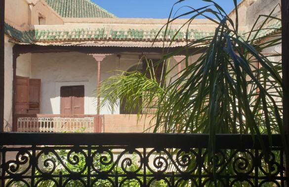 Riad to renovate with great potential and prime location