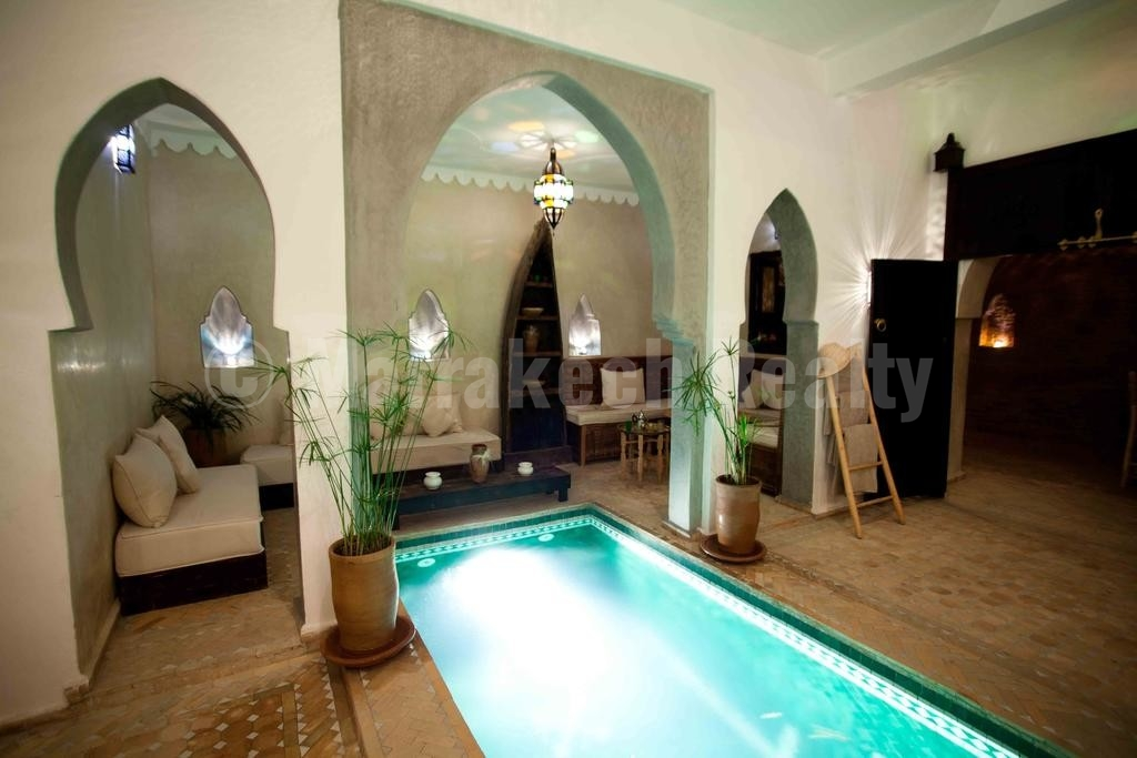 Charmant Riad Maison d'Hôtes de 5 chambres en Medina