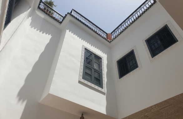 Lovely pristine 3 bedroom Riad just up for sale