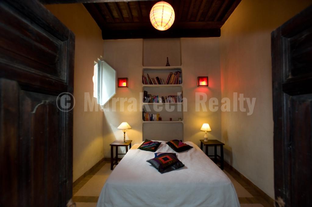 Exceptionnelle villa-kasbah écologique de 5 chambres dans une oliveraie