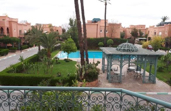 Maison de ville à vendre à proximité du Lycée Français de Marrakech